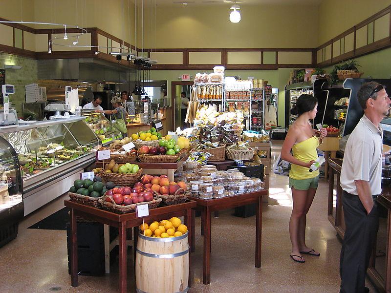 Olives Gourmet Grocery Market