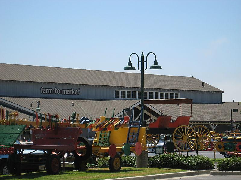 Farm to Market Vintage Buggy