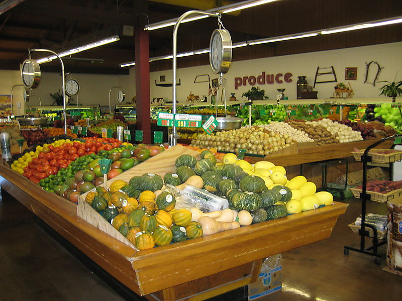 Farm to Market Produce