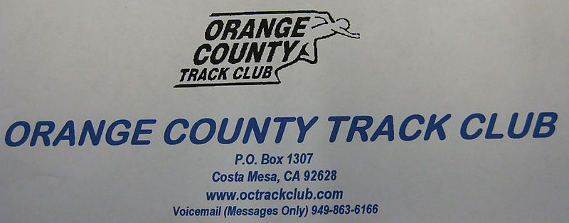 Orange County Track Club- Daddy Cakes