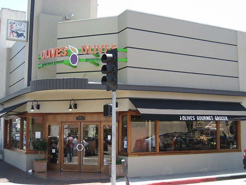 Olives Gourmet Grocer Market