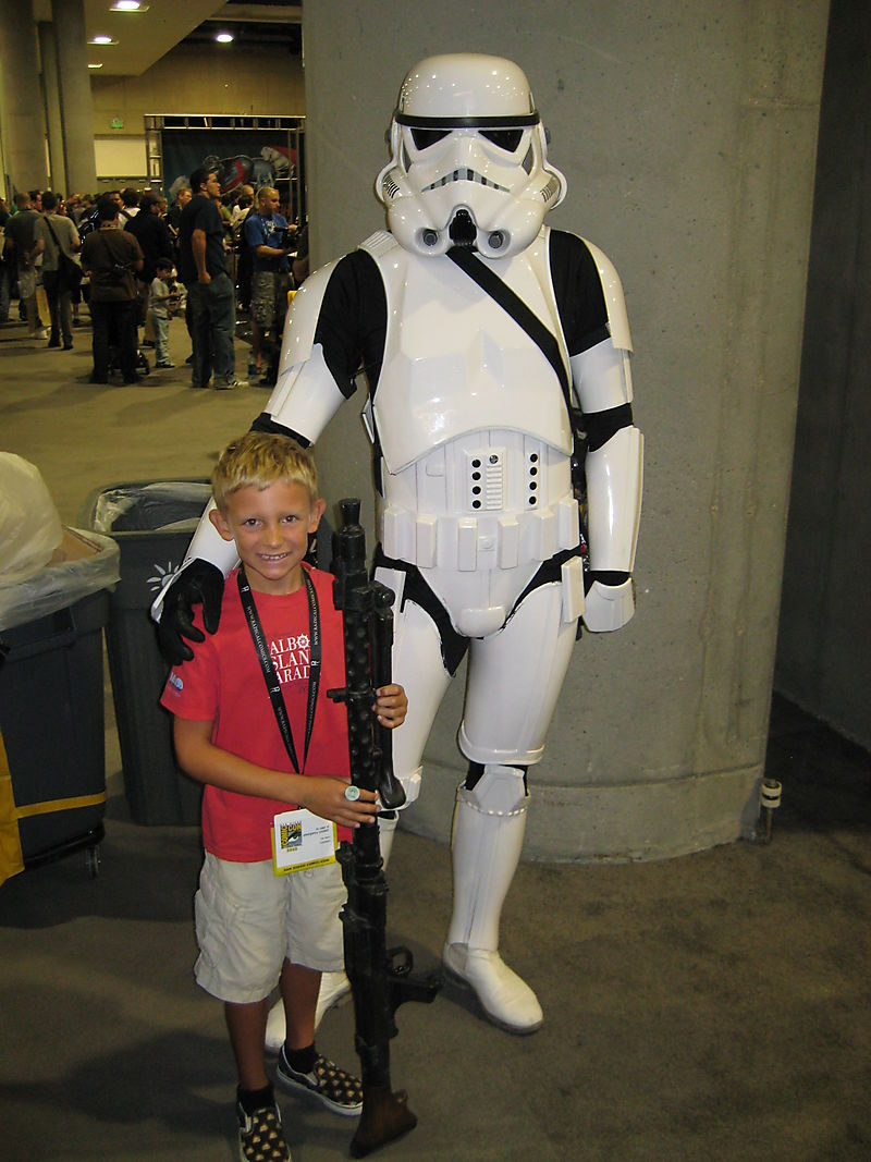 Daddy Cakes Jr - Storm Trooper