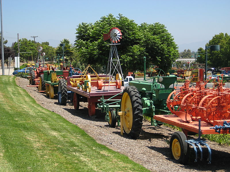 Farm to Market Vintage Tractors
