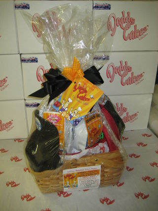 Gift Basket Daddy Cakes