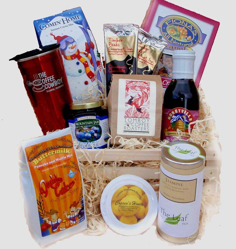 Telluride Gift Basket - Ophir
