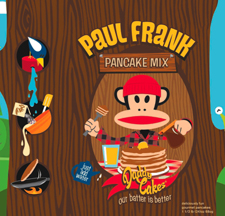 Paul Frank Daddy Cakes tin