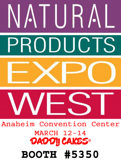 Expowest tradeshow Daddy Cakes