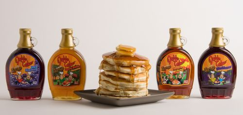 IMG_0110 - DADDY CAKES PANCAKES WITH SYRUP