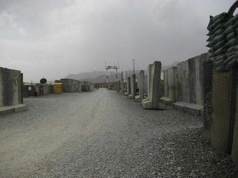 1_Camp Clark Afghanistan